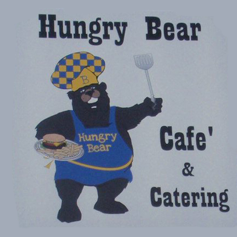 Hungry Bear - Cafe & Catering - Restaurants - Bonduel, WI - Logo