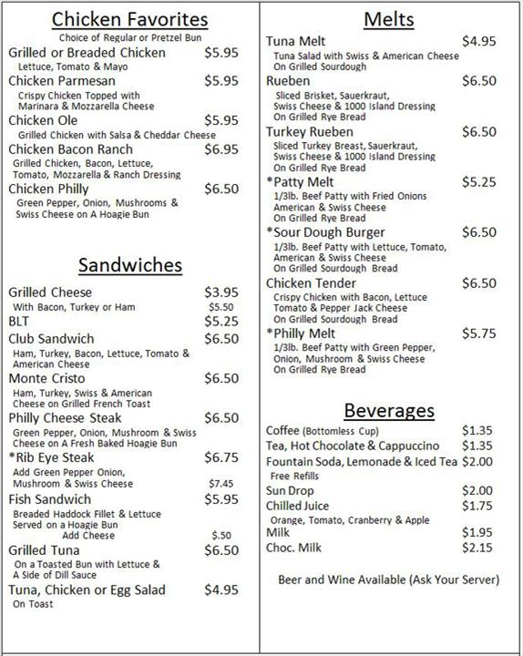 Hungry Bear - Cafe & Catering - Restaurants - Bonduel, WI - Thumb 5